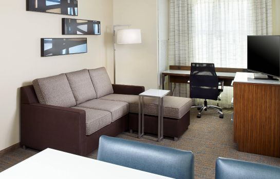 Suite Residence Inn Durham McPherson/Duke University Medical Center Area