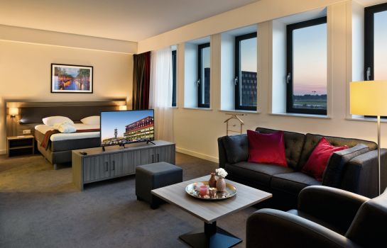 Junior Suite Wings Hotel Rotterdam The Hague Airport