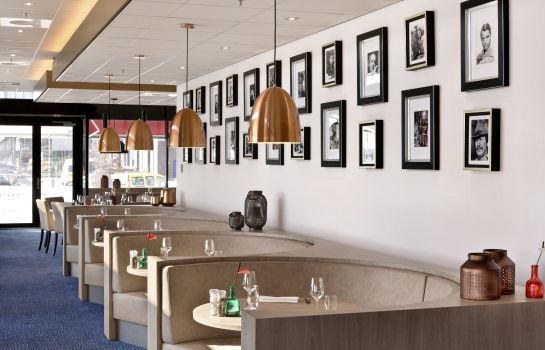 Restaurante Worldhotel Wings Rotterdam The Hague Airport