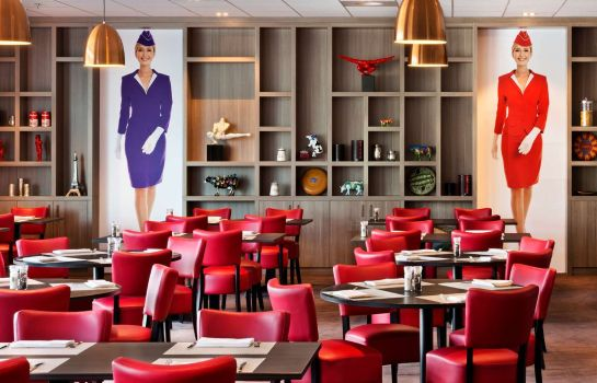 Restaurant Wings Hotel Rotterdam The Hague Airport