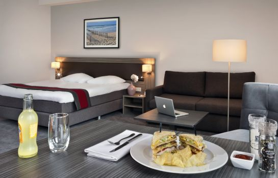 Doppelzimmer Komfort Wings Hotel Rotterdam The Hague Airport