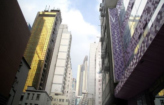 Photo V Wanchai Hotel
