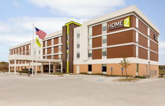 Buitenaanzicht Home2 Suites by Hilton Omaha West NE