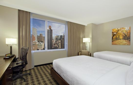 Zimmer Hilton Garden Inn New York-Midtown Park Ave