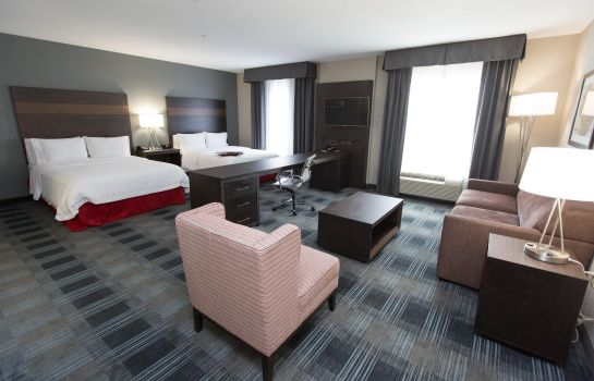 Suite Hampton Inn - SuitesOklahoma City Airport OK