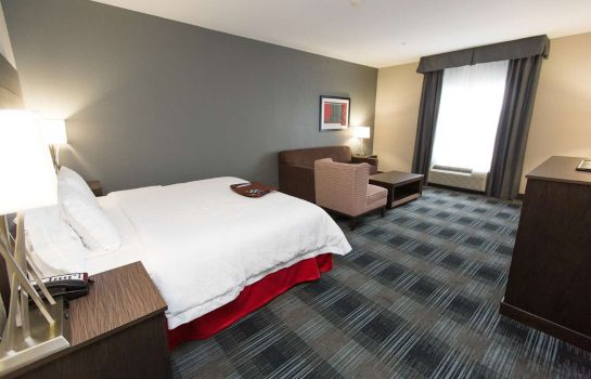 Chambre Hampton Inn - SuitesOklahoma City Airport OK