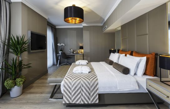Chambre double (confort) Manesol Old City Bosphorus