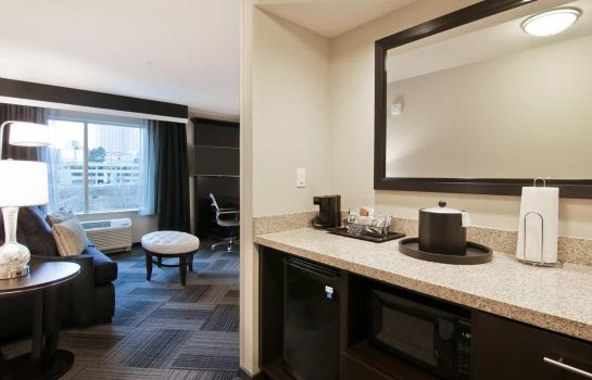 Suite Hampton Inn - Suites Bellevue Downtown-Seattle WA