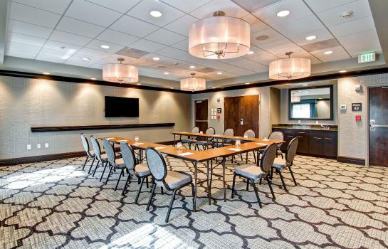 Conference room Hampton Inn - Suites Bellevue Downtown-Seattle WA
