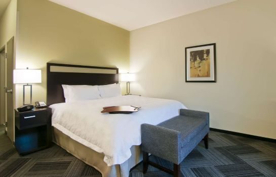 Chambre Hampton Inn - Suites Bellevue Downtown-Seattle WA