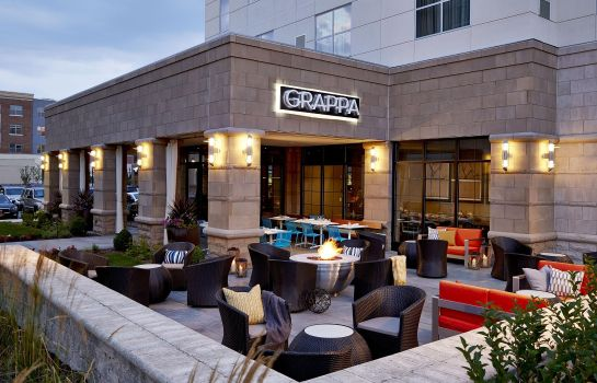 Ristorante Hilton Garden Inn Rochester-University - Medical Center