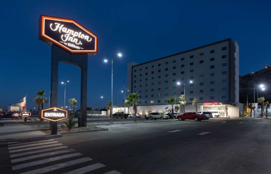 Exterior view Hampton Inn by Hilton Hermosillo Mexico