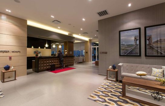 Lobby Hampton Inn by Hilton Hermosillo Mexico