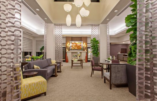 Hall Hilton Garden Inn Irvine-Orange County Airport