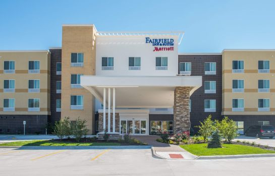 Außenansicht Fairfield Inn & Suites Fort Wayne Southwest