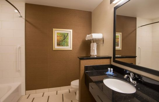 Zimmer Fairfield Inn & Suites Fort Wayne Southwest
