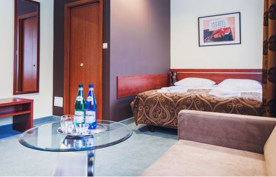 Junior suite Hotel Chmielna