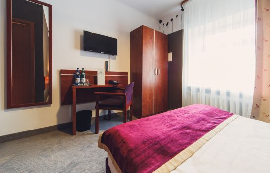 Single room (standard) Hotel Chmielna