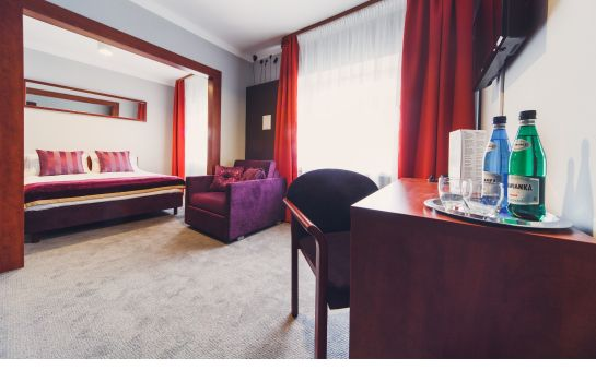 Double room (superior) Hotel Chmielna