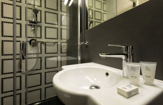Badezimmer So Stay Hotel City & Business