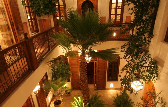 Interior view Riad Sable Chaud