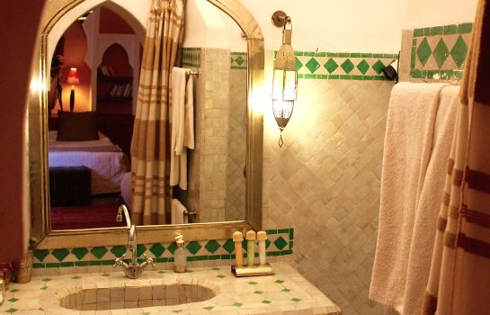 Junior suite Riad Sable Chaud