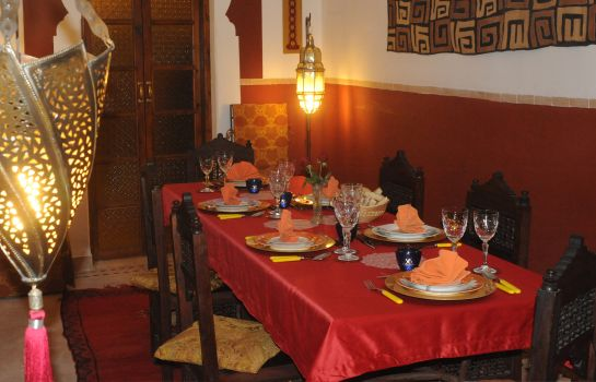Restaurant Riad Sable Chaud