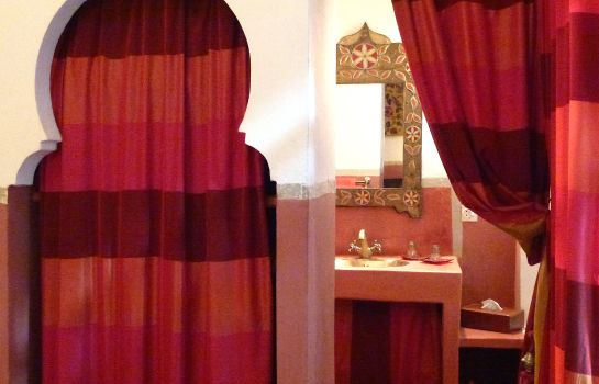 Double room (standard) Riad Sable Chaud