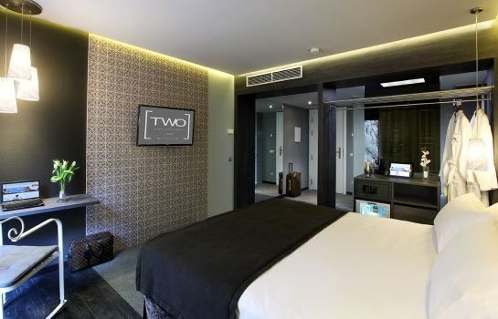 Double room (standard) TWO Hotel Barcelona by Axel Adults Only