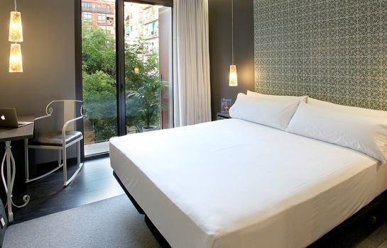 Doppelzimmer Komfort TWO Hotel Barcelona by Axel Adults Only