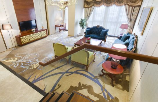 Suite junior Hualing Tbilisi Hotel and Preference