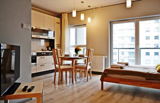 Single room (superior) JTB Apartmenty Gdansk