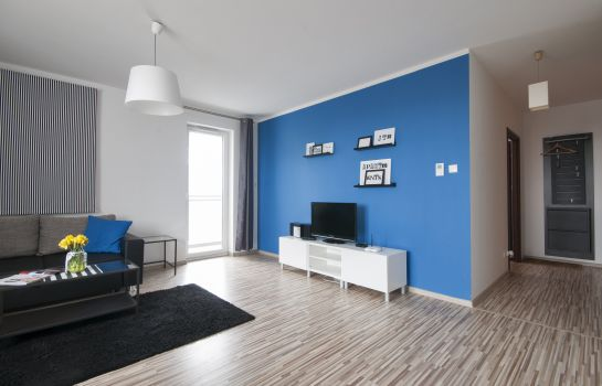 Double room (superior) JTB Apartmenty Gdansk