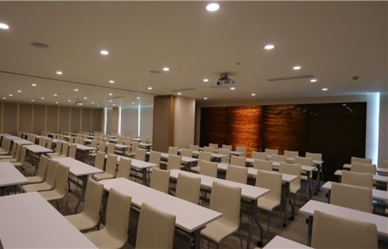 Meeting room Starway Hotel Anting Subway Station