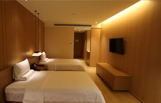Double room (standard) Starway Hotel Anting Subway Station