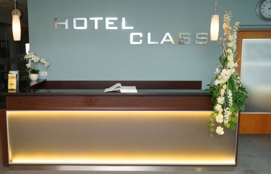 Empfang Hotel Class
