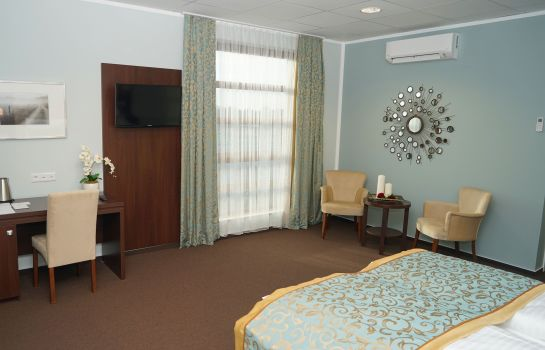 Chambre double (confort) Hotel Class