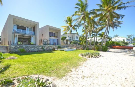 Exterior view Grants Villas Mauritius