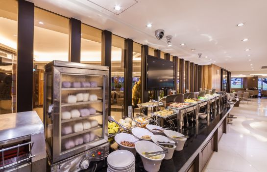 Buffet prima colazione Green World SongJiang
