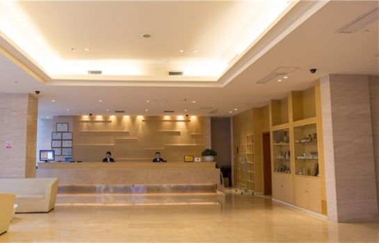 Empfang JI Hotel Middle Furong Road Branch