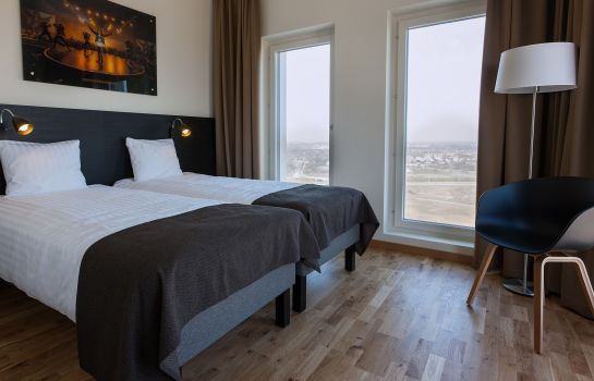 Double room (standard) Best Western Malmö Arena