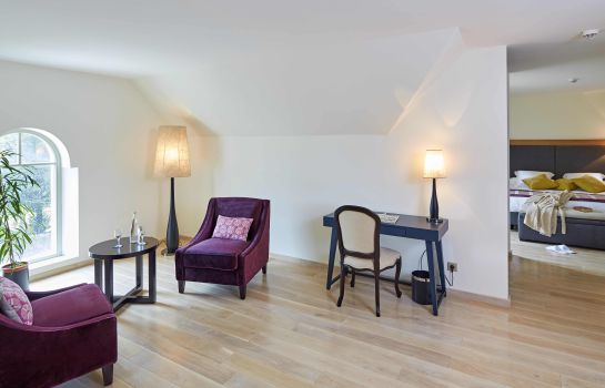 Junior Suite Castel Maintenon – Hôtel Restaurant & Spa