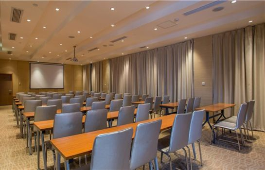 Meeting room JI Hotel Railway Station