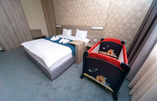 Double room (standard) Mint Hotel