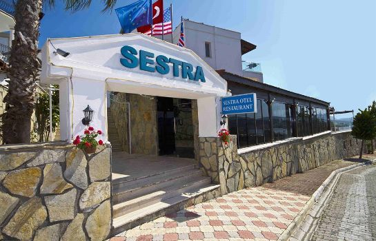 Exterior view Sestra Hotel