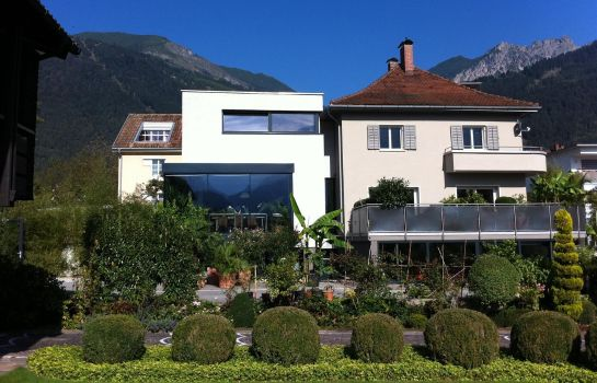 Exterior view OPTION GOLF | Indoor Golf Lounge Bludenz