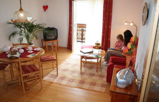 Info Familienappartements Sommereck