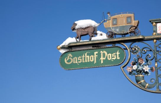 Empfang Gasthof Post