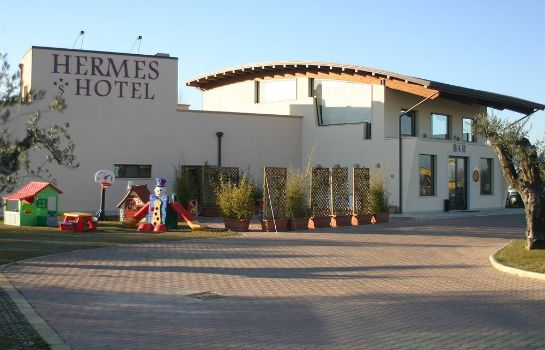 Exterior view Hotel Hermes