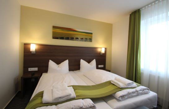 Double room (standard) Goethe Conference Messe